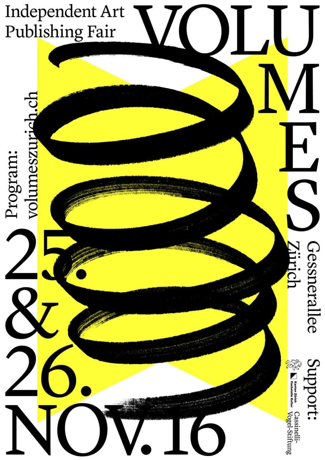 BOLO Paper @ VOLUMES 2016, Independent Art Publishing Fair, Zurich
